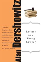Letters to a Young Lawyer by Alan M.…