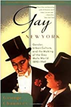 Gay New York gender, urban culture, and the…