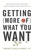 Getting (More of) What You Want: How the…