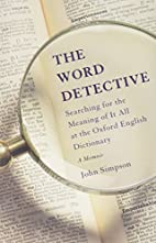 The Word Detective: Searching for the…
