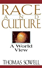 Race and Culture: A World View by Thomas…