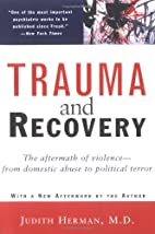 Trauma and Recovery: The Aftermath of…