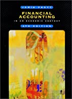 Financial Accounting in an Economic Context…