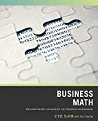 Wiley Pathways Business Math by Steve Slavin