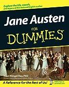 Jane Austen For Dummies by Joan Elizabeth…