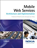 Mobile Web Services: Architecture and…