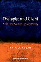 Therapist and Client: A Relational Approach…