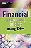 Duffy, Daniel J: Financial Instrument Pricing Using C]+