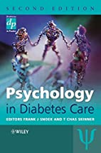 Psychology in Diabetes Care (Practical…