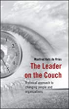 The Leader on the Couch: A Clinical Approach…
