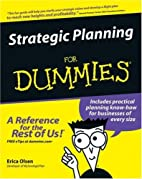 Strategic Planning For Dummies by Erica…