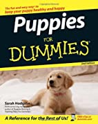 Puppies for Dummies by Sarah Hodgson