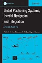 Global Positioning Systems, Inertial…