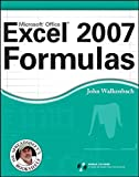 Walkenbach, John: Excel 2007 Formulas (Mr. Spreadsheet's Bookshelf)