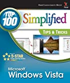 Windows Vista: Top 100 Simplified Tips &…