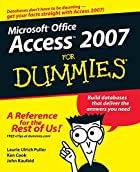 Access 2007 For Dummies by Laurie Ulrich…