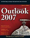 Aitken, Peter G.: Microsoft Outlook 2007 Bible