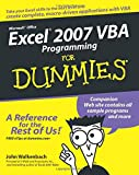Walkenbach, John: Excel 2007 VBA Programming for Dummies