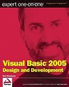 Expert One-on-One Visual Basic 2005 Design…