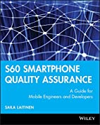 Series 60 Smartphone Quality Assurance: A…