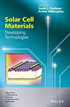 Solar Cell Materials: Developing…