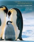 Hein, Morris: Foundations of College Chemistry, Student Solutions Manual