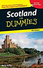 Scotland For Dummies by Barry Shelby