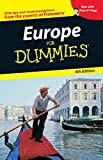 Olson, Donald: Europe For Dummies (Dummies Travel)