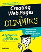 Creating Web Pages for Dummies by Bud E.…