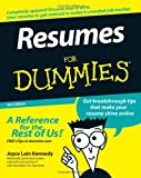 Kennedy: Resumes For Dummies