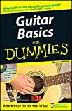 Jon Chappell: Guitar Basics For Dummies(r)
