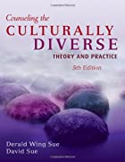 Counseling the Culturally Diverse: Theory…