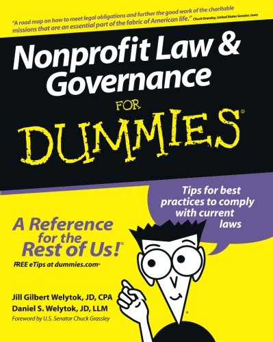 nonprofit-law-and-governance-for-dummies