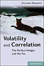 Volatility and Correlation: The Perfect…