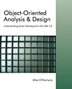 Object-Oriented Analysis and Design:…