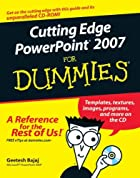 Cutting Edge PowerPoint For Dummies (For…