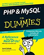 PHP & MySQL For Dummies 3rd edition (For…