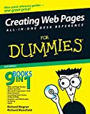 Wagner, Richard: Creating Web Pages All-in-One Desk Reference For Dummies