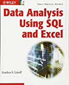 Data Analysis Using SQL and Excel by Gordon…