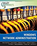 Suehring, Steve: Wiley Pathways Windows Network Administration