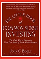 The Little Book of Common Sense Investing by…