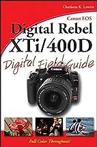 Canon EOS Digital Rebel XTi/400D Digital…