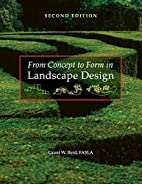 From Concept to Form in Landscape Design by…