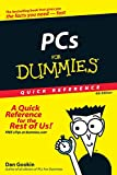 Gookin, Dan: PCs For Dummies Quick Reference