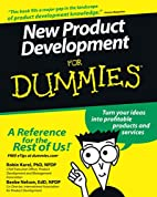 New Product Development For Dummies by CEO…