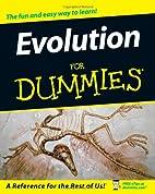Evolution For Dummies by Greg Krukonis PhD