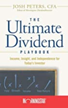The Ultimate Dividend Playbook: Income,…