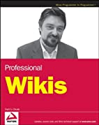Professional Wikis by Mark S. Choate