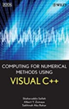 Computing for Numerical Methods Using Visual…