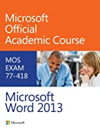 Microsoft Word 2013 by Microsoft Official…